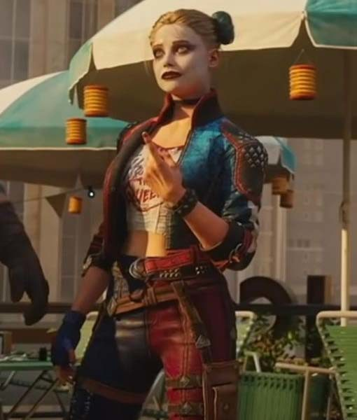 Harley Quinn Suicide Squad Kill The Justice League Jacket