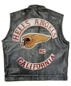 Hells Angels California Vest
