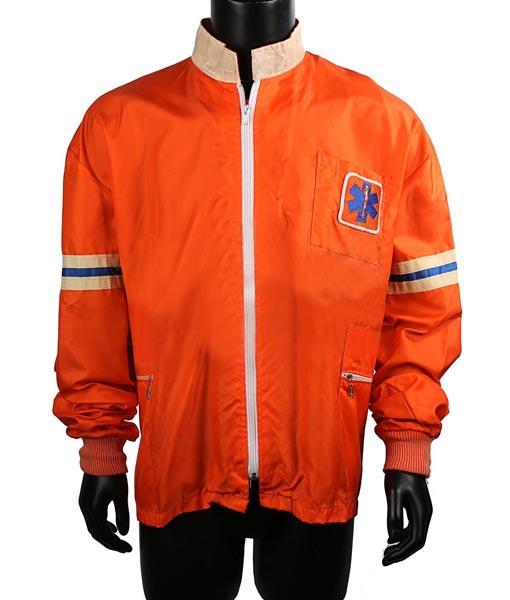 J. J. McClure The Cannonball Run Jacket