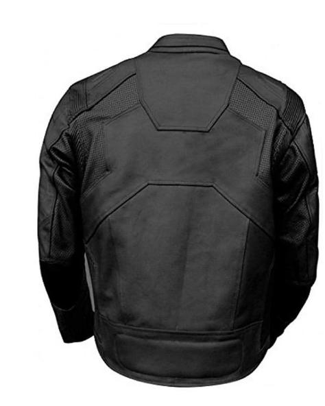 Jack Oblivion Black Jacket