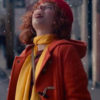 Jessie Buckley I'm Thinking of Ending Things Coat