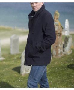 Jimmy Perez Shetland DI Peacoat