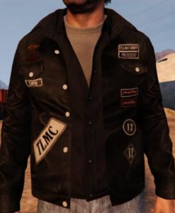 Johnny Klebitz GTA 5 Jacket