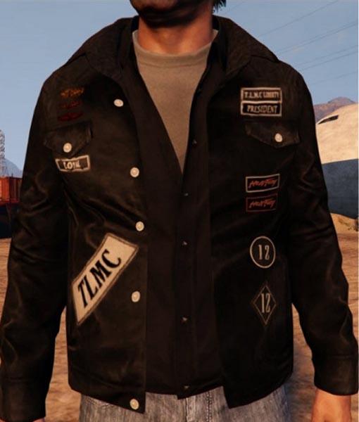 Johnny Klebitz GTA 5 Jacket