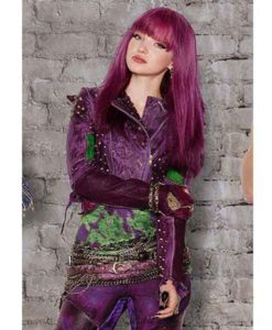 Mal Descendants 2 Studded Jacket