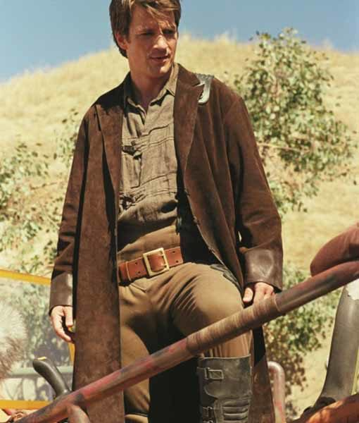 Malcolm Reynolds Firefly Coat