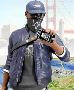 Marcus Watch Dogs 2 Jacket