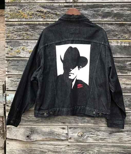Marlboro Man Denim Jacket