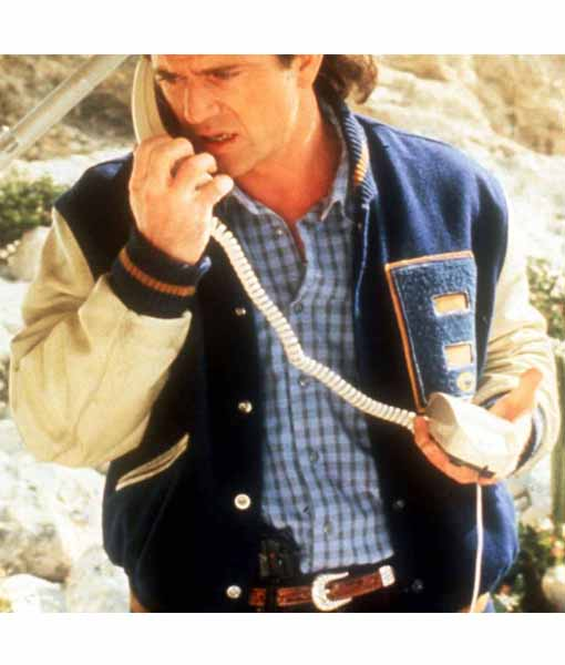 Martin Riggs Lethal Weapon 2 Jacket