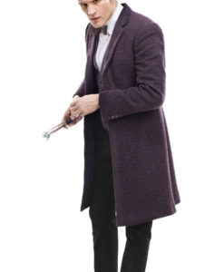Matt Smith Doctor Who Coat