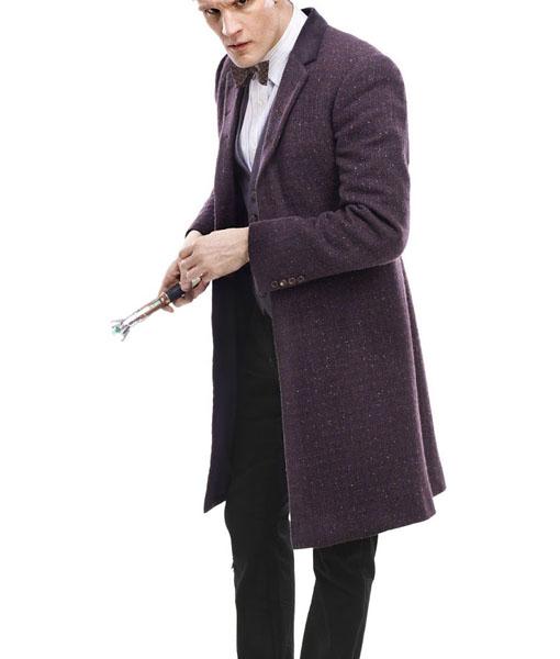 Matt Smith Doctor Who Coat