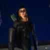 Mia Smoak Arrow S07 Leather Jacket