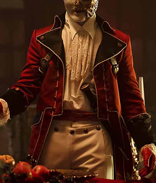 Red Jack Doom Patrol Coat