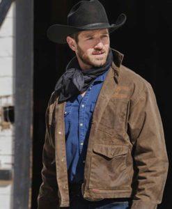 Ryan Yellowstone S03 Jacket
