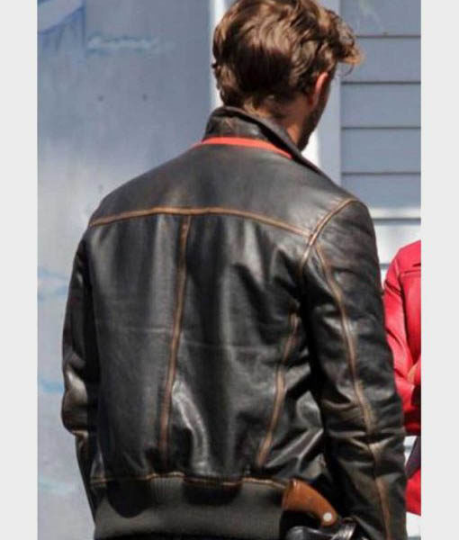 Sheriff Graham Once Upon a Time Jacket