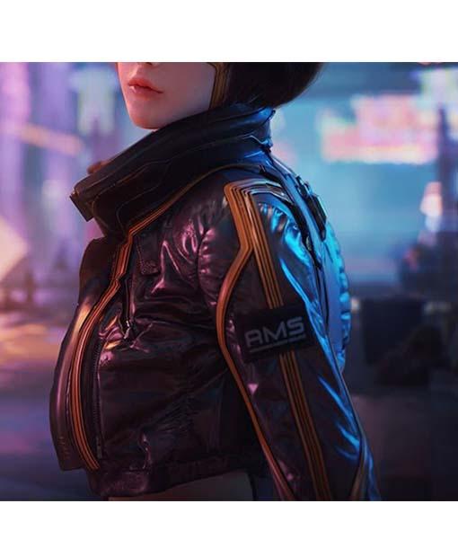 Syn Cyberpunk Jacket