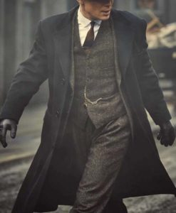 Thomas Shelby Peaky Blinders Coat