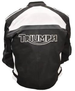 Triumph Motorcycle Racing Jacket