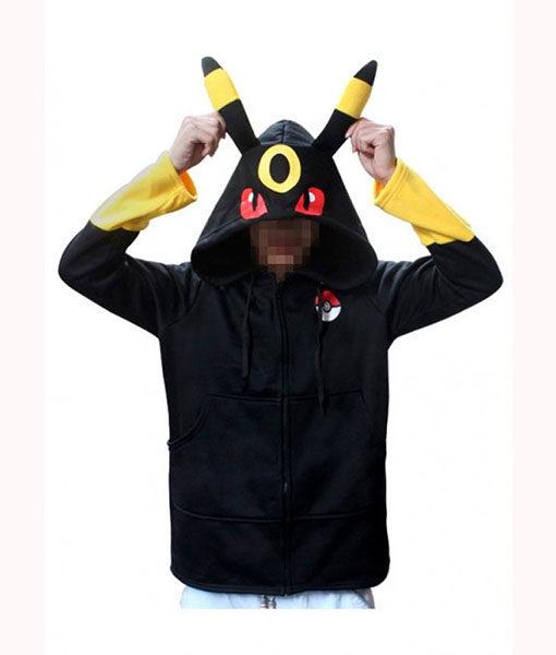 Umbreon Pokemon Go Hoodie
