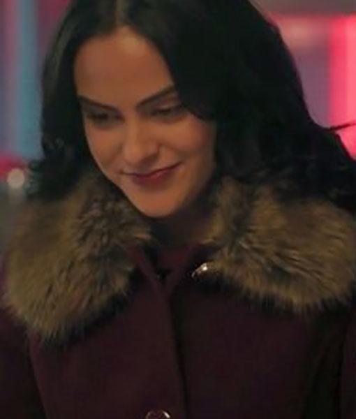 Veronica Lodge Riverdale S04 Coat