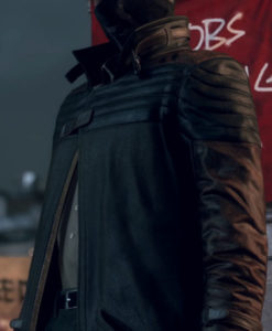 Watch Dogs Legion Aiden Pearce Coat