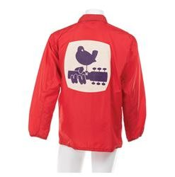 1969 Woodstock Security Jacket