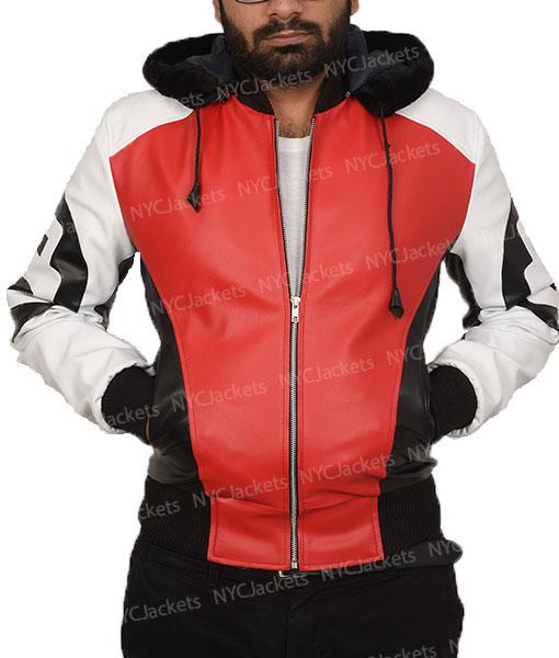 8 Ball Michael Hoban Leather Jacket