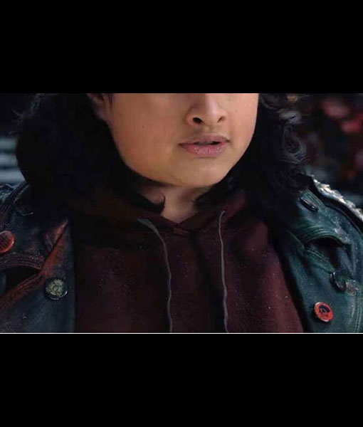 Belsnickel The Christmas Chronicles 2 Jacket