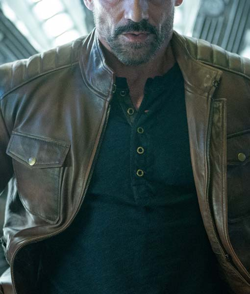 Roy Pulver Boss Level Jacket
