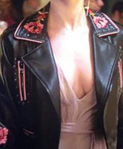 Carla Roson Elite Leather Jacket