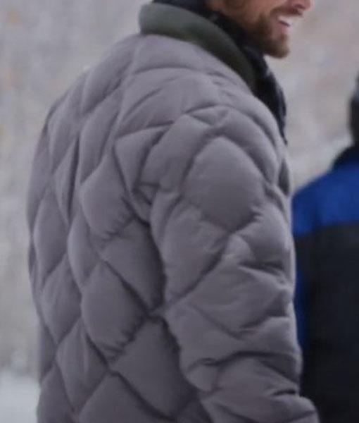 Chad Everett The Christmas Listing Jacket