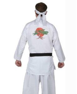 Daniel LaRusso Cobra Kai Suit