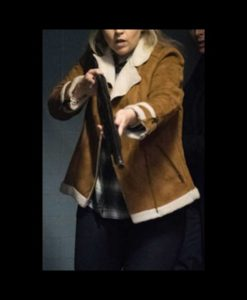 Donna Hanscum Supernatural Jacket