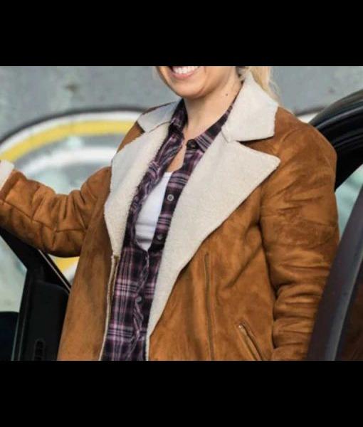 Donna Hanscum Supernatural Jacket