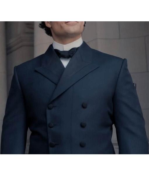 Henry Cavill Enola Holmes Coat