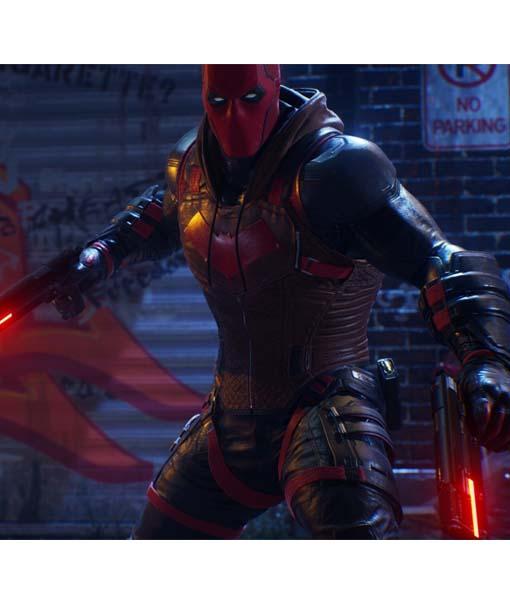 Jason Todd Gotham Knights Vest