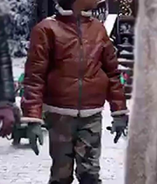 Jack The Christmas Chronicles 2 Jacket
