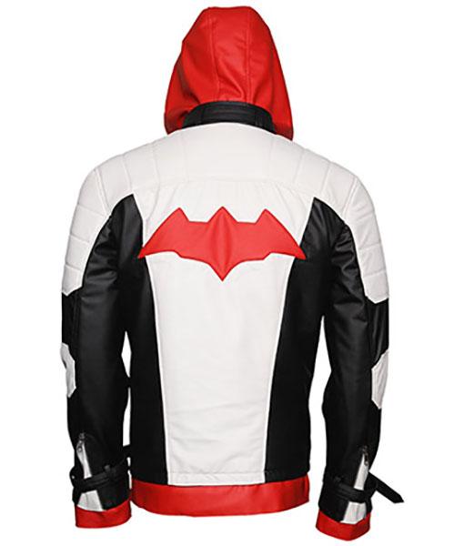 Jason Todd Batman Arkham Knight Jacket