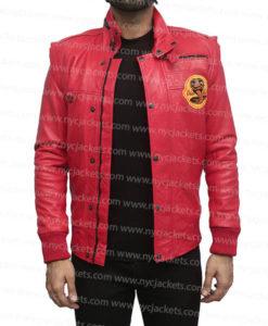 Johnny Lawrence Cobra Kai Leather Jacket