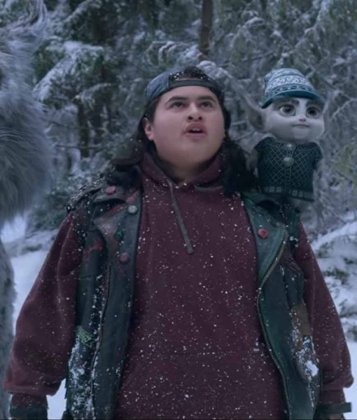 The Christmas Chronicles 2 Julian Dennison Vest