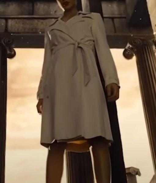 Diana Prince Justice League Coat