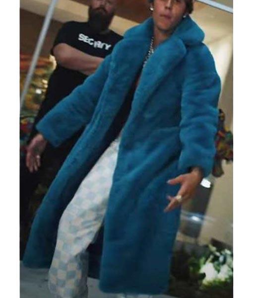 Justin Bieber DJ Khaled ft. Drake POPSTAR Coat