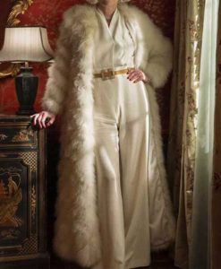 Lenore Osgood Ratched Fur Coat