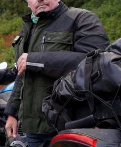 Charley Boorman Long Way Up jacket