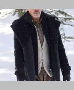 Lorne Malvo Fargo Grey Coat