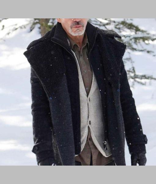 Lorne Malvo Fargo Grey Coat