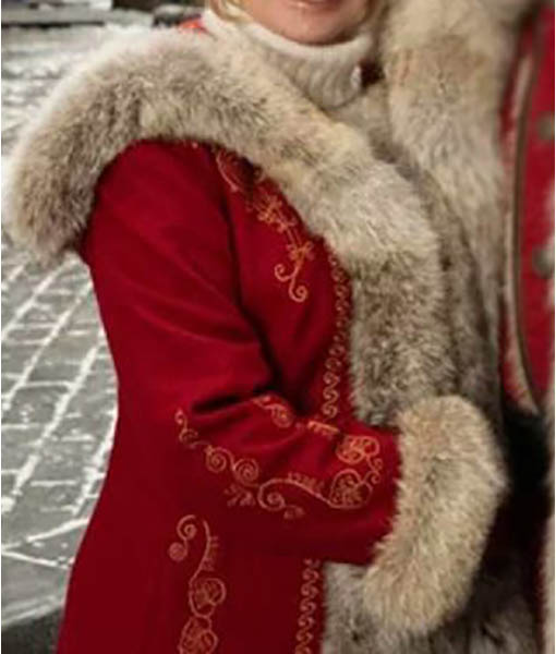 Mrs. Claus The Christmas Chronicles Coat