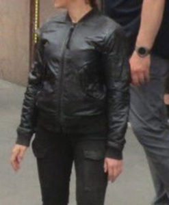 Natasha Romanoff Black Widow Jacket