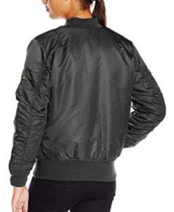 Natasha Romanoff Black Widow Jacket