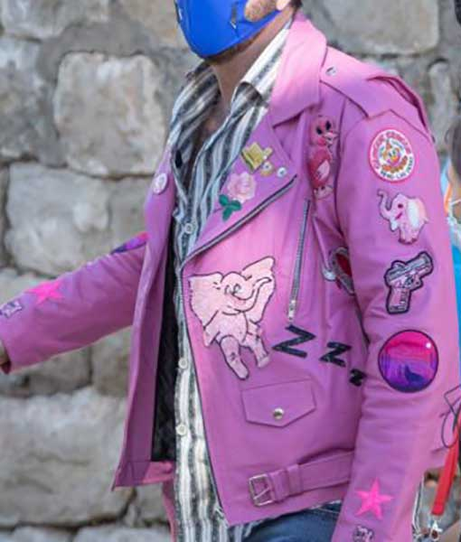 Nic Cage The Unbearable Weight of Massive Talent Jacket
